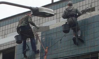 Герметизация швов в Киеве