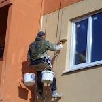 Ремонт і фарбування фасадів